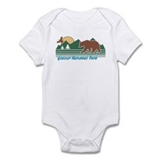 Glacier National Park Infant Bodysuit