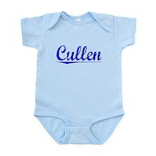 Cullen, Blue, Aged Infant Bodysuit