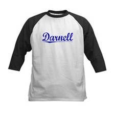 Darnell, Blue, Aged Tee