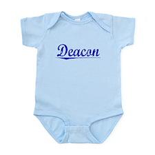 Deacon, Blue, Aged Infant Bodysuit