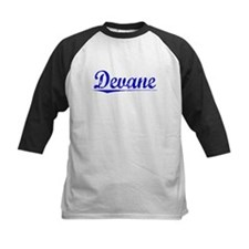 Devane, Blue, Aged Tee