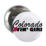 Colorado Loving girl Button