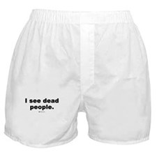 Medical Examiner Mantra -  Boxer Shorts