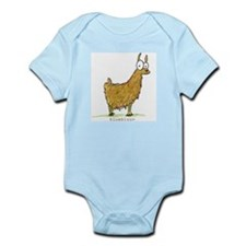Llama Infant Creeper