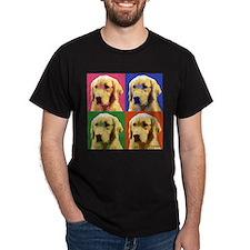 Golden a la Warhol T-Shirt