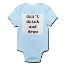 don't drink and draw Infant Creeper