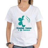 Ovarian Cancer 1 Year Survivor Shirt