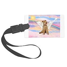 Lakeland Terrier Angel Luggage Tag