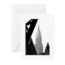 Chrysler No.png Greeting Cards (Pk of 10)