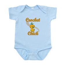 Crochet Chick #2 Infant Bodysuit
