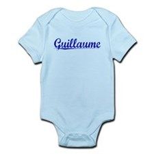 Guillaume, Blue, Aged Infant Bodysuit