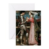 Tristram Isolde Greeting Cards (Pk of 20)