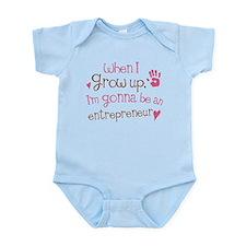 Kids Future Entrepreneur Infant Bodysuit