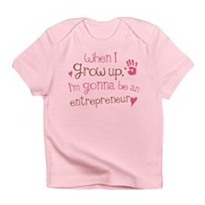 Kids Future Entrepreneur Infant T-Shirt