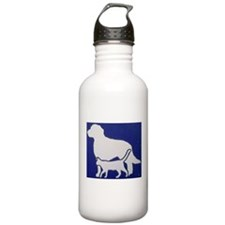 Show Low Animal Control Logo Water Bottle