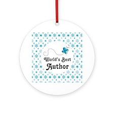 Author Gift Ornament (Round)