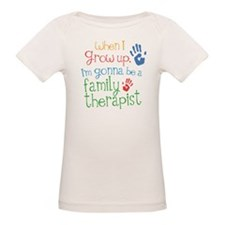Future Family Therapist Tee