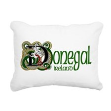 County Donegal Rectangular Canvas Pillow