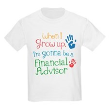 Future Financial Advisor T-Shirt