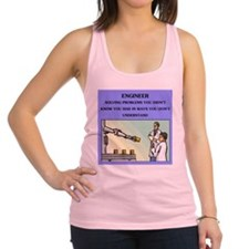 engineering Racerback Tank Top