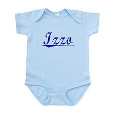 Izzo, Blue, Aged Infant Bodysuit