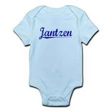Jantzen, Blue, Aged Infant Bodysuit