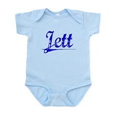 Jett, Blue, Aged Infant Bodysuit