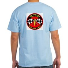 San Fernando Drag Strip Ash Grey T-Shirt