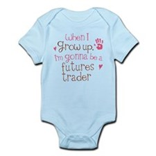 Future Futures Trader Infant Bodysuit