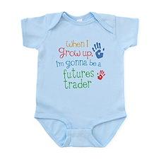 Future Futures Trader Infant Bodysuit
