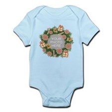 Personalized Christmas Infant Bodysuit
