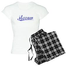 Mccaw, Blue, Aged Pajamas