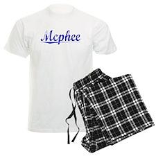 Mcphee, Blue, Aged Pajamas