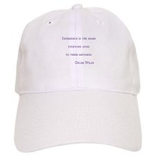 Wilde-experience is the name Baseball Cap