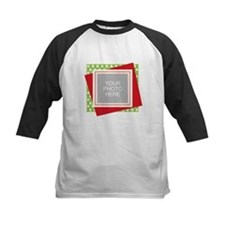 Personalized Christmas Snowman Tee