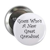 Guess Who Great Grandma Button