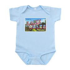 Lake Wales Florida Greetings Infant Bodysuit