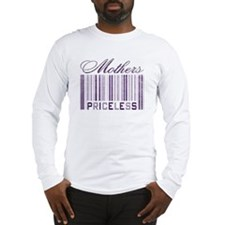 Priceless Mothers Long Sleeve T-Shirt