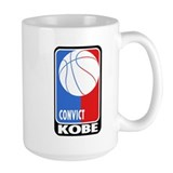 Convict KOBE Coffee Mug