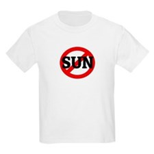 Anti SUN Kids T-Shirt