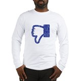 dislike Long Sleeve T-Shirt
