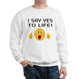 I say YES to LIFE Jumper