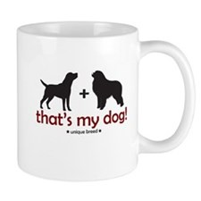 Lab/Great Pyrenees Mug