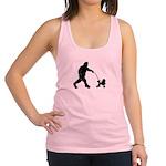 Women's Hockey 3/4 Sleeve T-shirt (Dark)