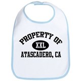 Property of ATASCADERO Bib
