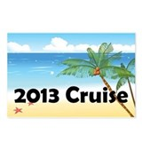 Cruise 2013 Postcards (Package of 8)