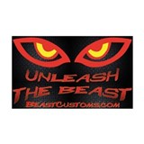 Unleash Wall Decal