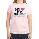 Afghanistan..and I want it ba T-Shirt