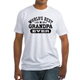 World's Best Grandpa Ever Shirt