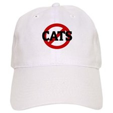 Anti CATS Baseball Cap
